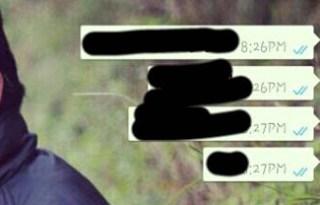 whatsapp blue check mark