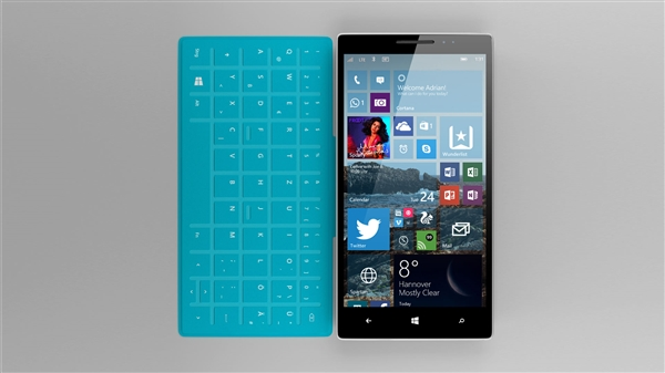 Microsoft Surface Mobile Leaks Code Names, Support for Desktop Apps