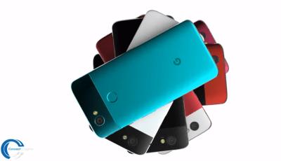 Google Pixel 3 Concept Reveals Full Screen Design with Very Slim Bezels, Dual Front Speakers ...