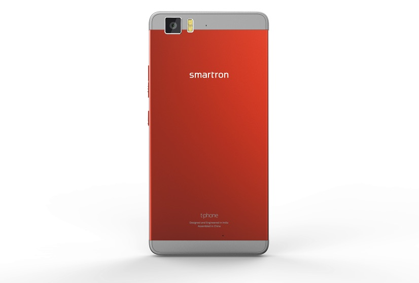 Smatron launched smartphone 'tphone' at Rs 22999