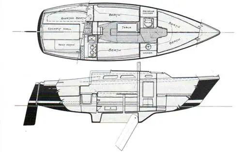 boat schematics