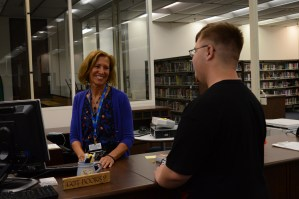 Meet Our New Media Specialist at WHS for the Next Ten Years