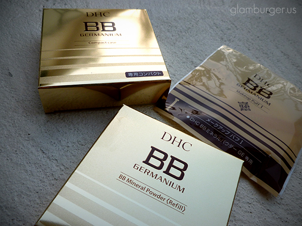 DHC BB Mineral Powder