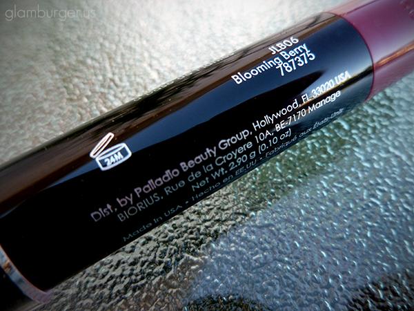 Palladio High Intensity Herbal Lip Balm