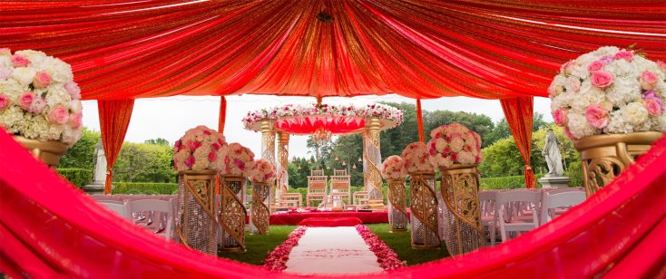 Party Planner Long Island - Indian Wedding Planner NJ, NY Event