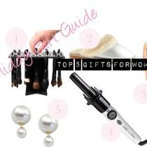 gift guide women