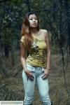 Glamour Model Magazine Model Ashley