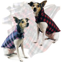 Fargo Fleece Dog Jacket | Warm Dog Jackets at GlamourMutt.com