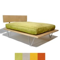 Peyton Platform Pet Bed - Cool Dog Beds at Glamourmutt.com