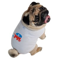 Republican Dog Shirt | Political Dog Clothes Collars and ...