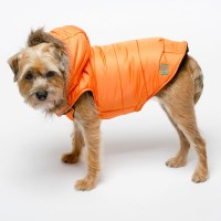 Vail Parka Hooded Dog Coat by Canine Styles at GlamourMutt.com