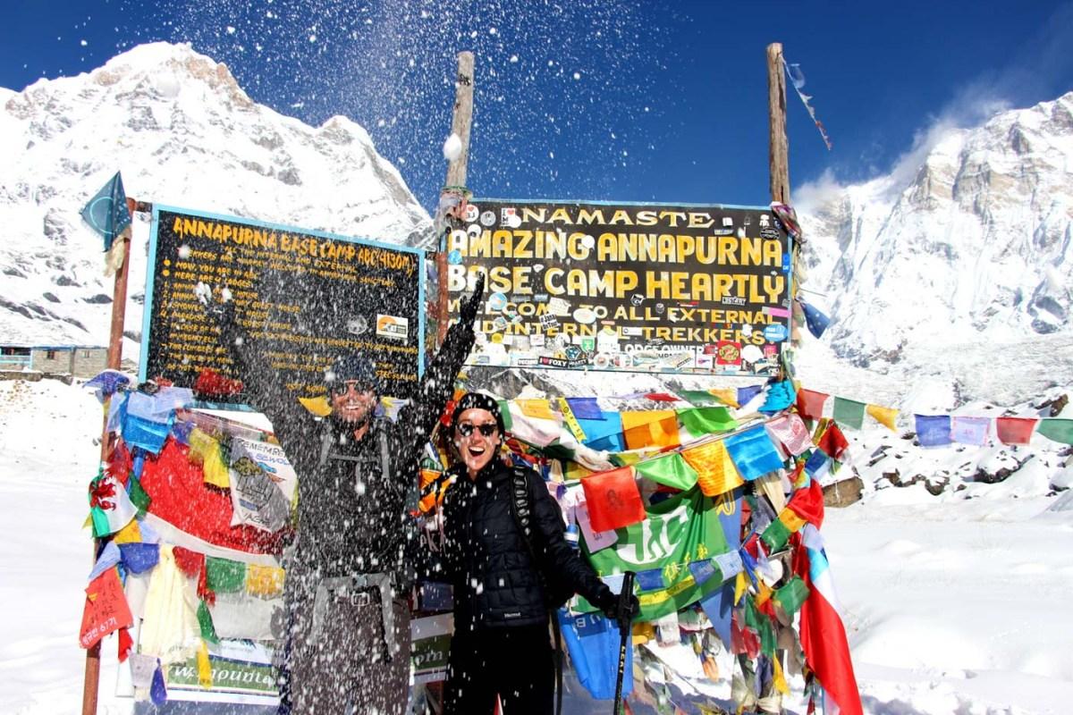 Challenge Yourself: Himalayas Yoga Trek