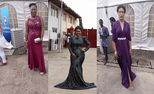 Photos: Hilda Dokubo, Lilian Amah, Abbah Folawiyo, Senator Florence Ita-Giwa, Ayo Adesanya, Adunni Ade & More At the 2016 City People Entertainment Awards