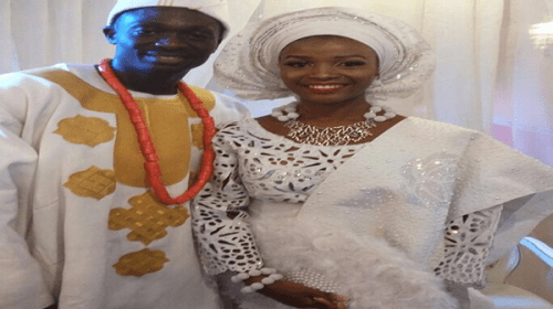 Tinsel Actress, Tomi Odunsi 'Shelewa' Weds