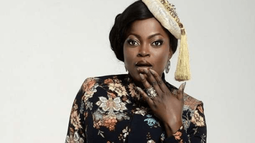 Funke Akindele Says She's 39 And Not 40