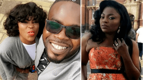 It Looks Like Funke Akindele And JJC Are Officially Married