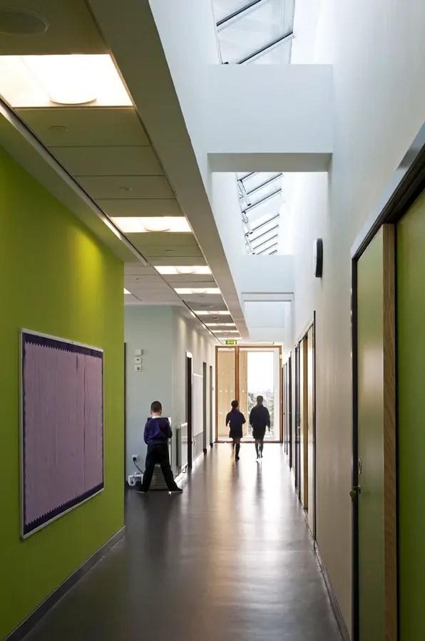 Benview Campus Ruchill Building Glasgow Architecture