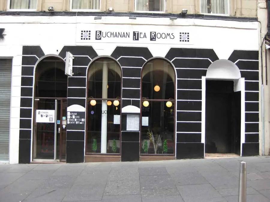 Mcintosh Tea Rooms Glasgow