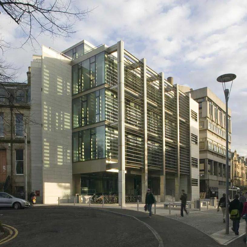 Computer Science Building Glasgow University