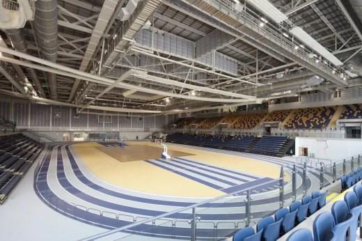Emirates Arena Glasgow