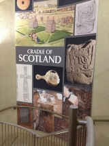 <h5>Cradle of Scotland Exhibition at Hunterian Art Gallery</h5>