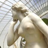 <h5>Kibble Palace Statue</h5>