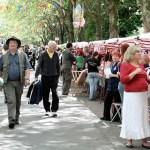 West End Festival Stalls