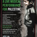 performance for palestine