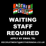 mother india waiting staff