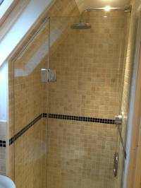 Sloped Ceiling Shower  Shelly Lighting