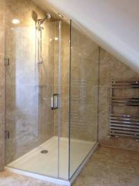 Shower Door Sloped Ceiling | Americanwarmoms.org