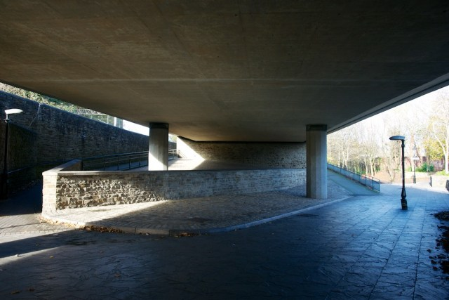 Waters Green Underpass