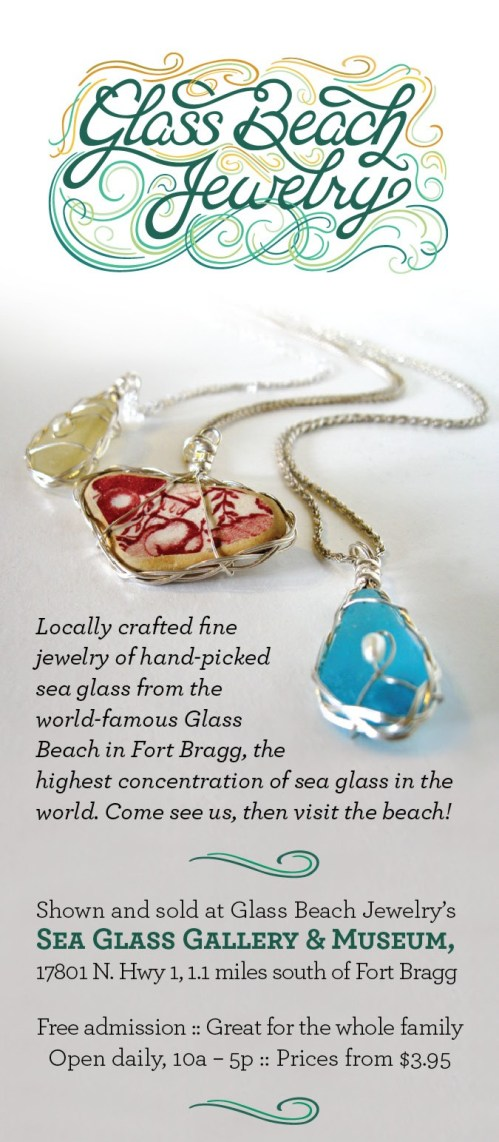 Medium Of Sea Glass Jewelry