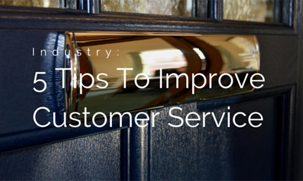 Five Things Installers Can Do To Boost Customer Service Glass News - boost customer service