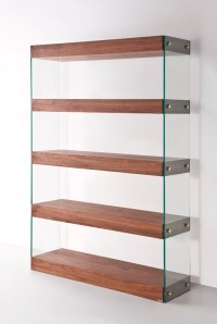 floating shelves contemporary