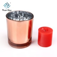 Best Seller Custom Color 10OZ Metal Cylinder Candle Holder