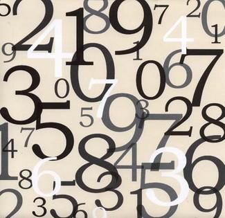 Os 5 principais números do Mapa Numerológico