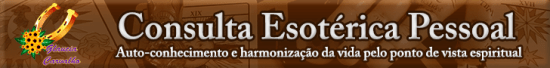 Consulta Esoterica Pessoal