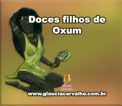 Doces filhos de Oxum