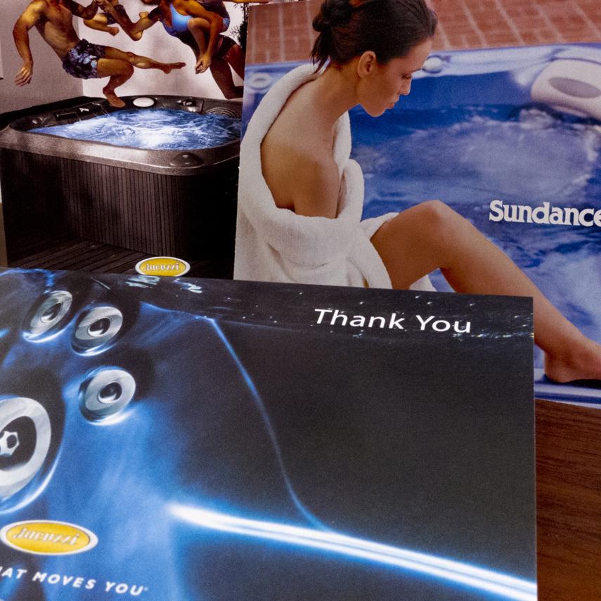 Sundance / Jacuzzi Postcards
