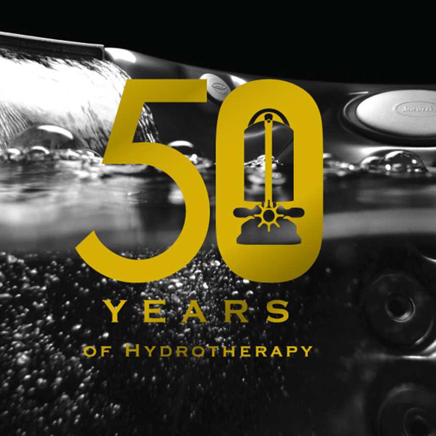 Jacuzzi 50 Years Of Hydrotherapy