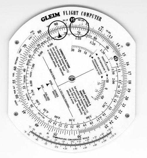 E6B Flight Computer Instructions - Gleim Aviation