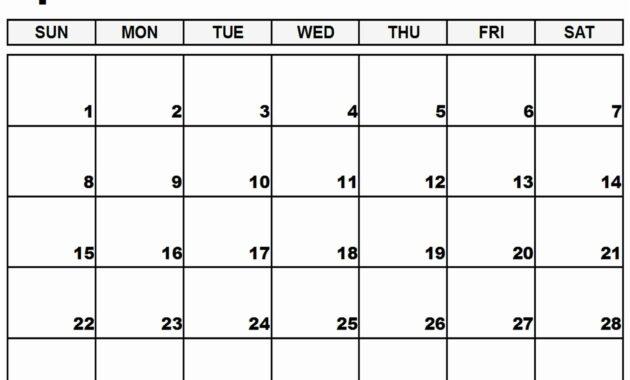 bill calendar template printable Archives - Glendale Community