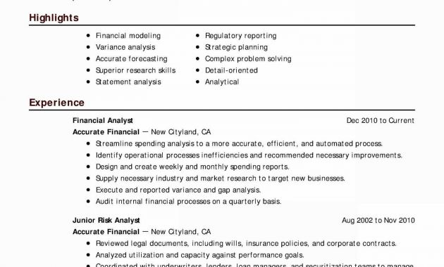 monthly report format Archives - Glendale Community Document Template