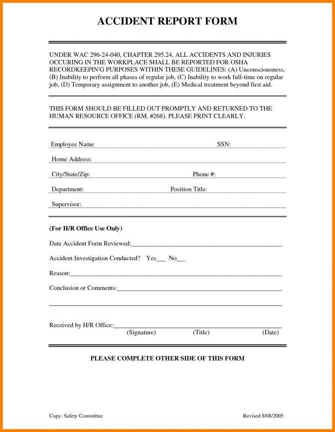 Prehospital Care Report Template - Glendale Community Document Template