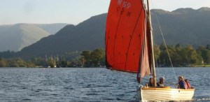Glenridding Sailing Centre - sailing tuition and boat hire - Lake District