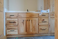 We build quality custom cabinets at an affordable price.