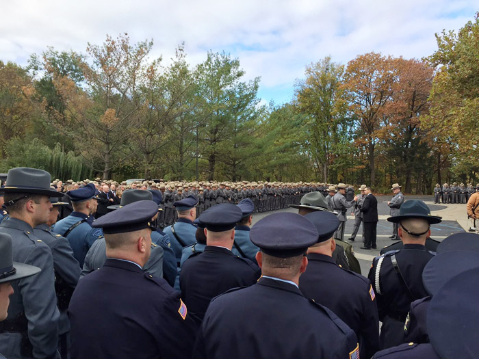 The tragic death of Trooper Pratt Glens Falls Chronicle - new york state correction officer
