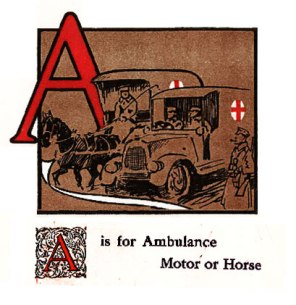 A-is-4-ambulance-joined-with-script