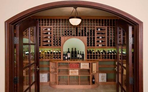 Medium Of Wine Cellar Doors